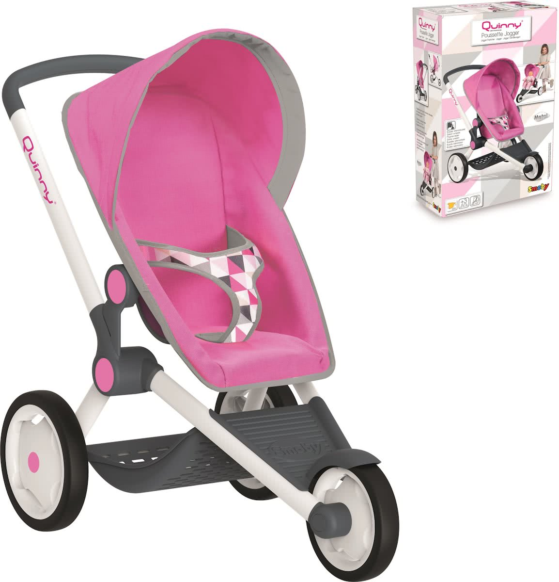 Smoby Quinny Jogger buggy