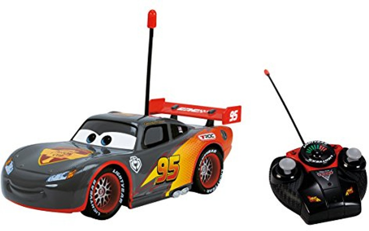 Smoby RC Cars - Mc Queen Carbon - Radiogestuurd - S