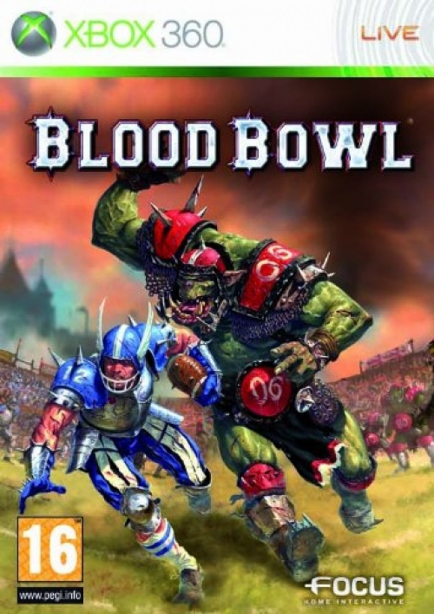 Blood Bowl /X360