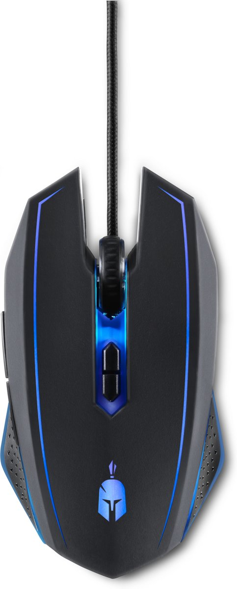 Spartan Gear Phalanx Wired Gaming Mouse & Mousepad (300mm x 230mm)