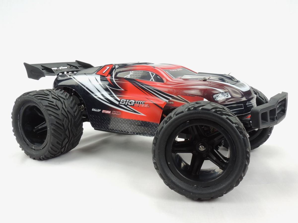 RC-CAR BG1508-RED 1:12 high speed buggy 30kmh
