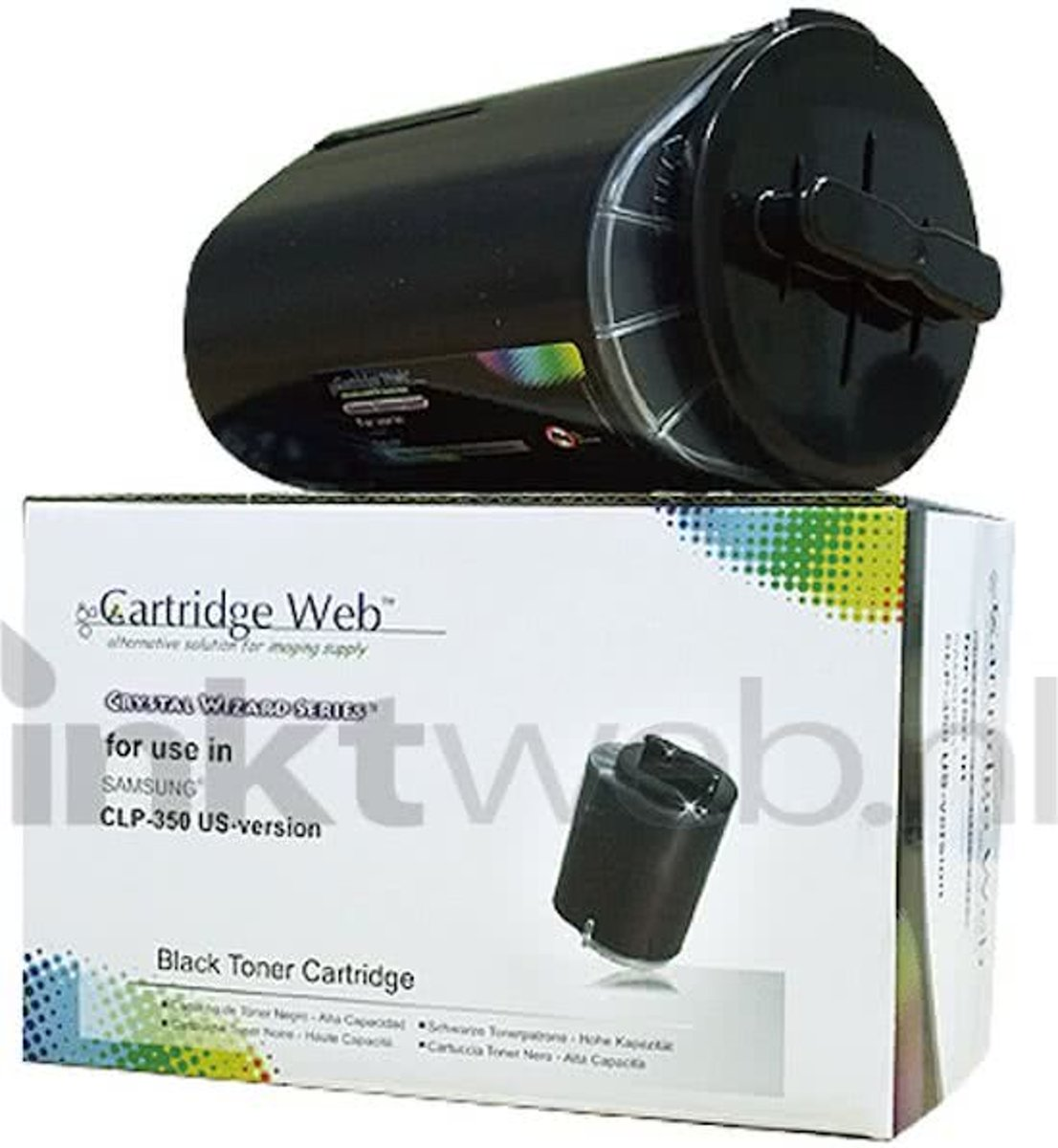 zu K4092 für HP SAMSUNG CLX-3175 3x Toner BLACK komp