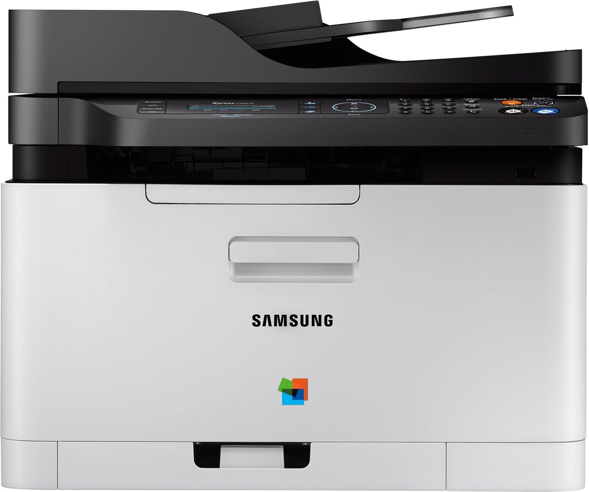 Samsng Xpress SL-C480FW - Draadloze All-in-One Laserprinter