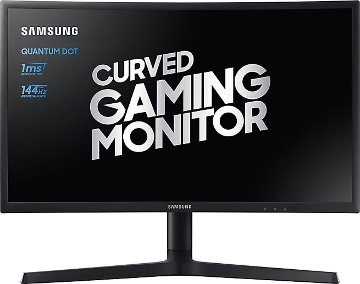 C24FG73 - Curved Gaming