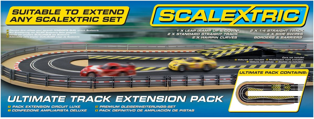 - Ultimate Track Extension Pack Extended Hairpin (Sc8514)