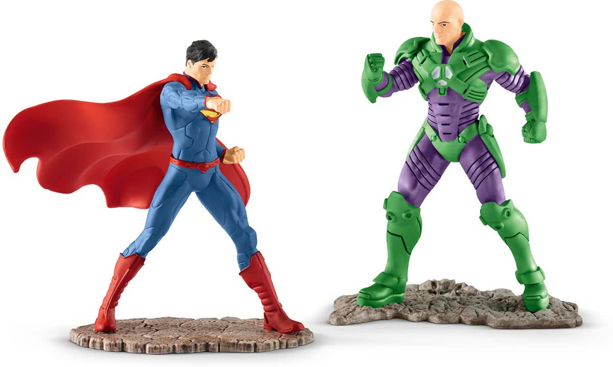 Schleich Superman vs Lex Luthor - 22541