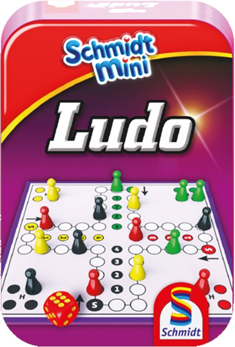 Ludo small Bordspel