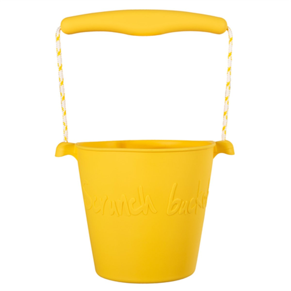 bucket buttercup yellow