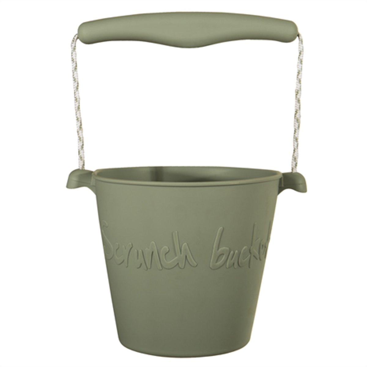 bucket misty grey