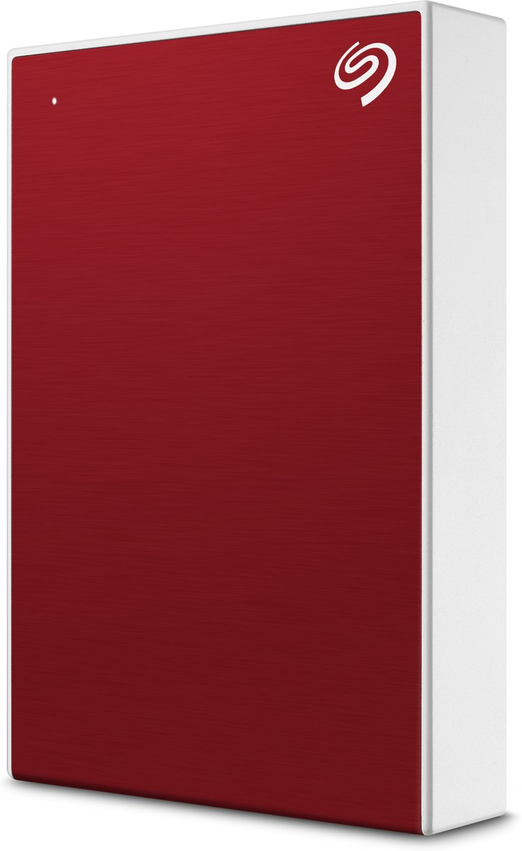 Backup Plus Portable - 5 TB - Rood