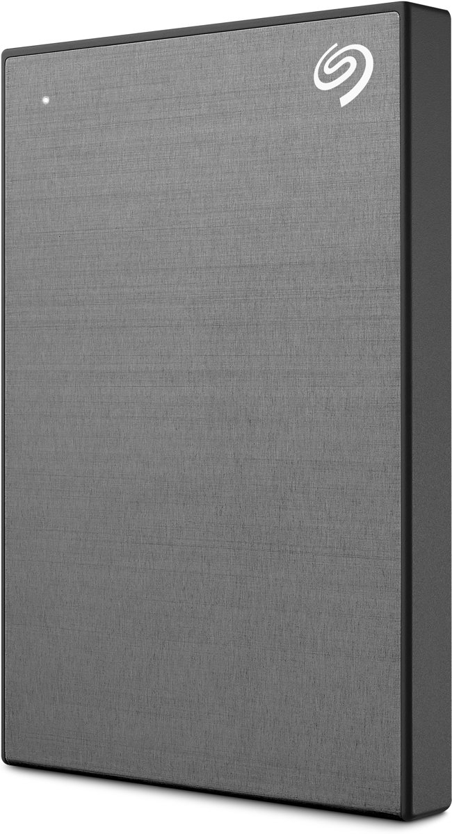 Backup Plus Slim - 2 TB - Space Grey