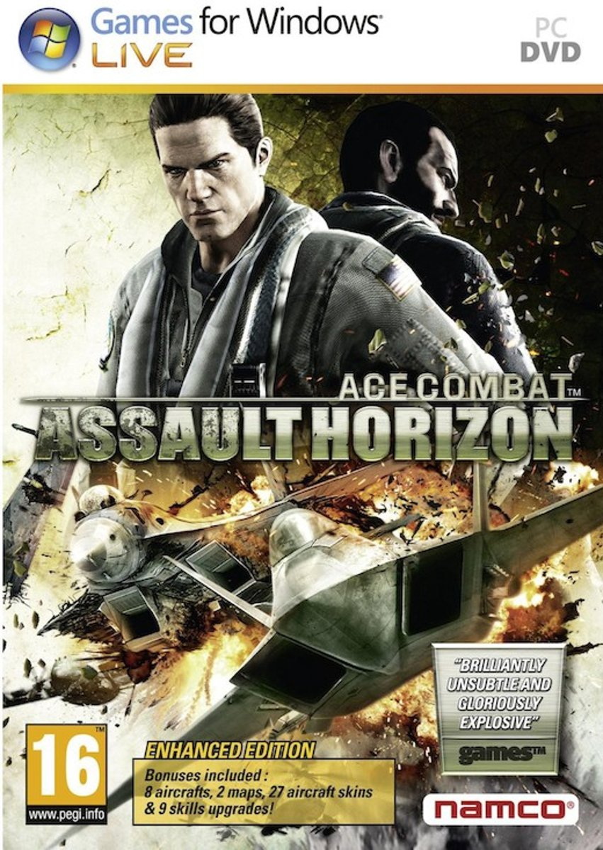 Ace Combat Assault Horizon /PC