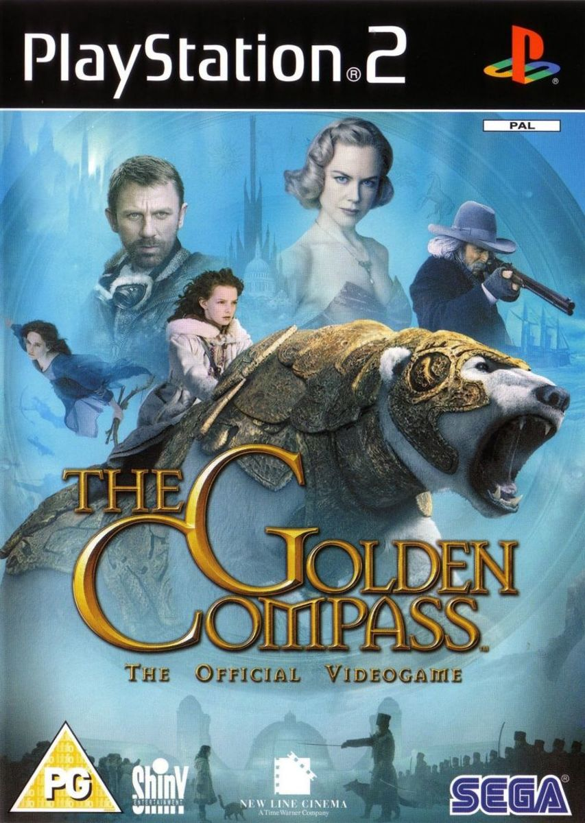 Golden Compass /PS2