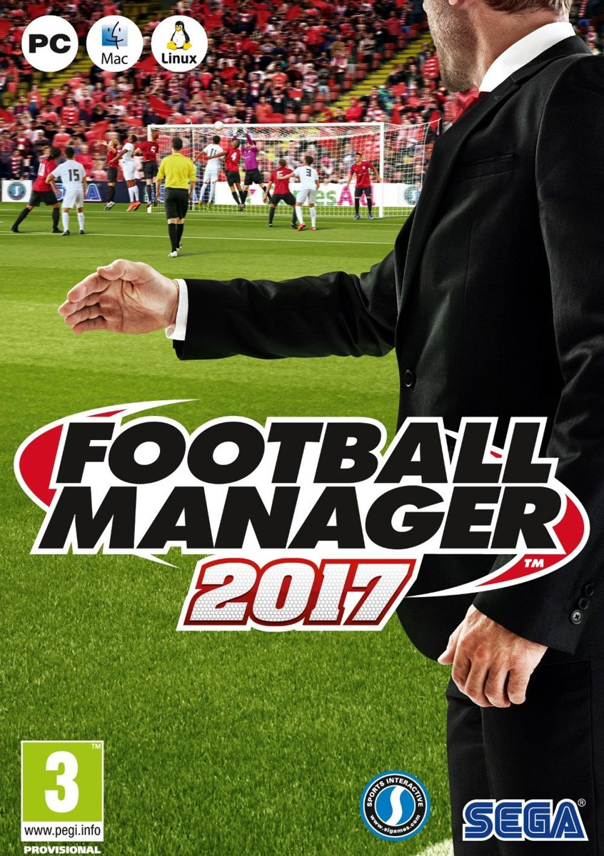 Football Manager 17 (NOT FOR USE IN GERMANY) /PC