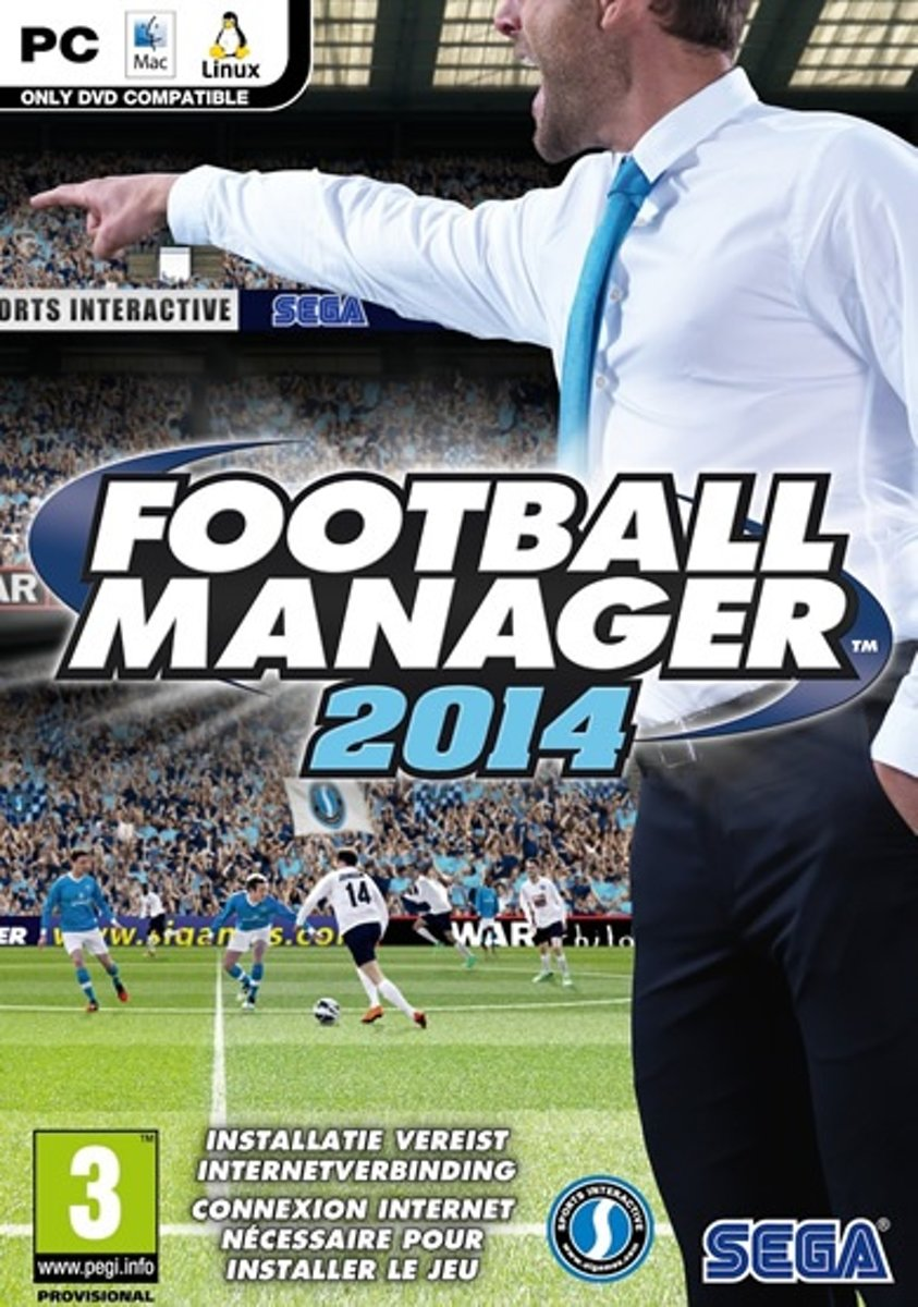 Football Manager 2014 - Windows