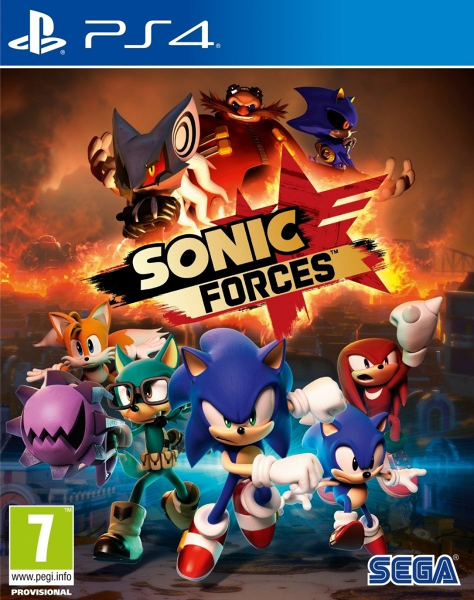 Sonic Forces /PS4