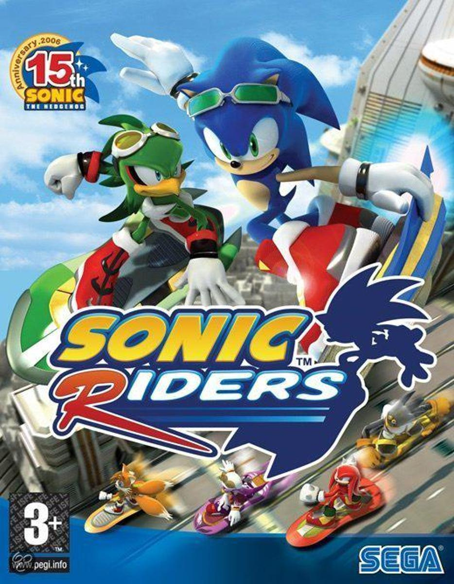 Sonic Riders /PC - Windows