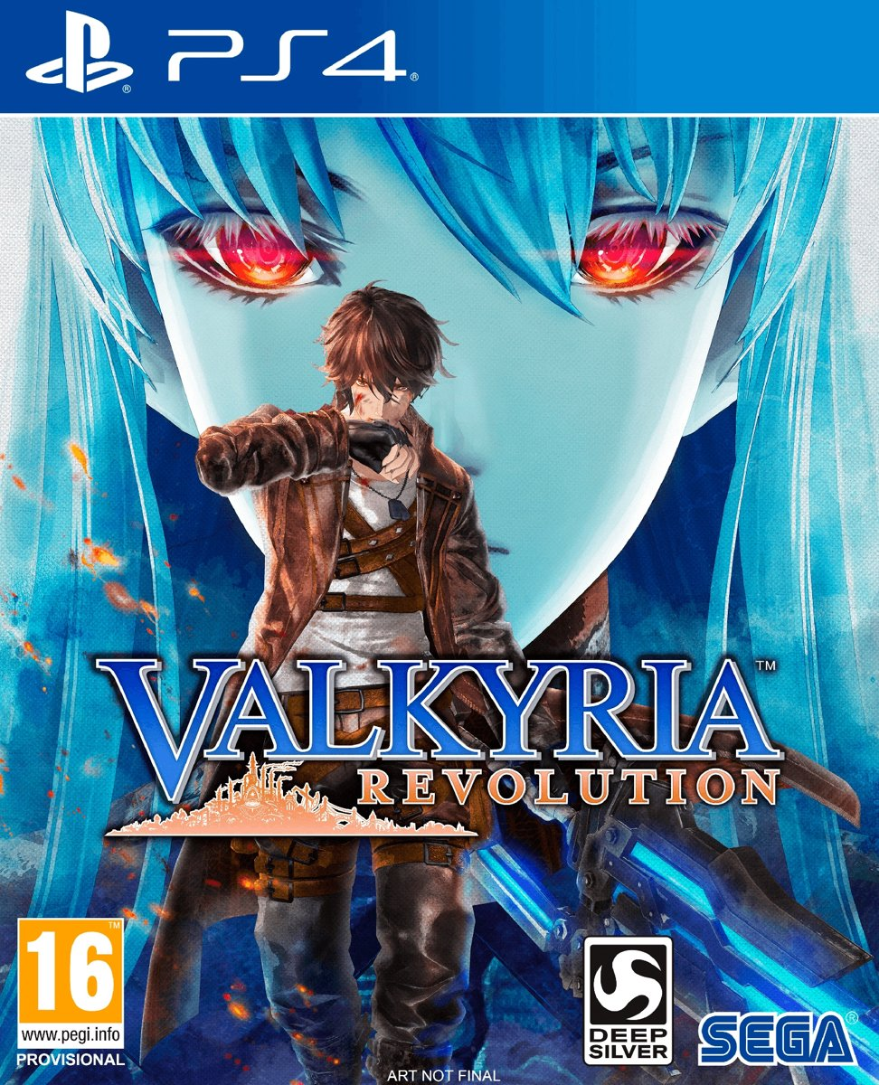 Valkyria Revolution (incl. Soundtrack CD) - PS4