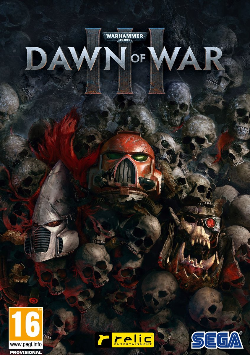 Warhammer 40.000: Dawn of War III PC