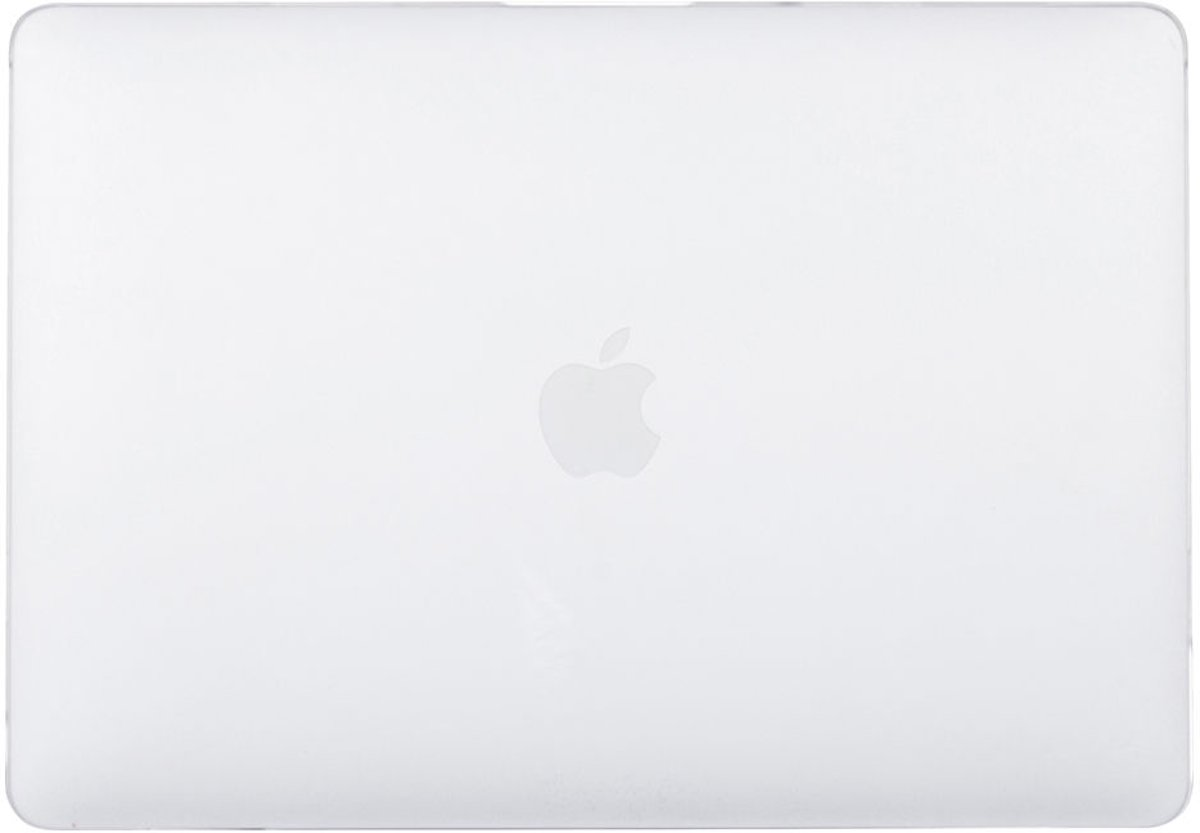 Shop4 - MacBook Pro 16-inch (2019) Hoes - Hardshell Cover Mat Transparant