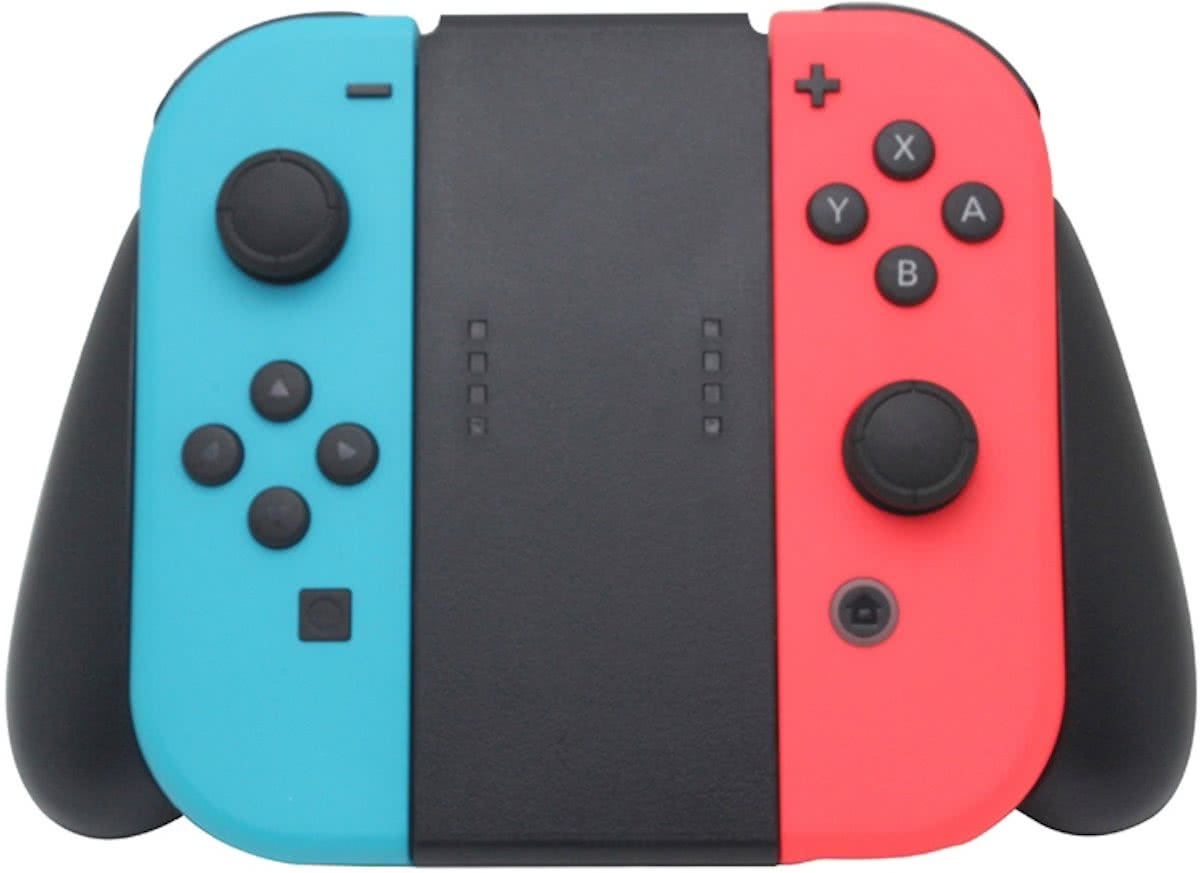 - Nintendo Switch - Joy-Con Controller Grip Zwart