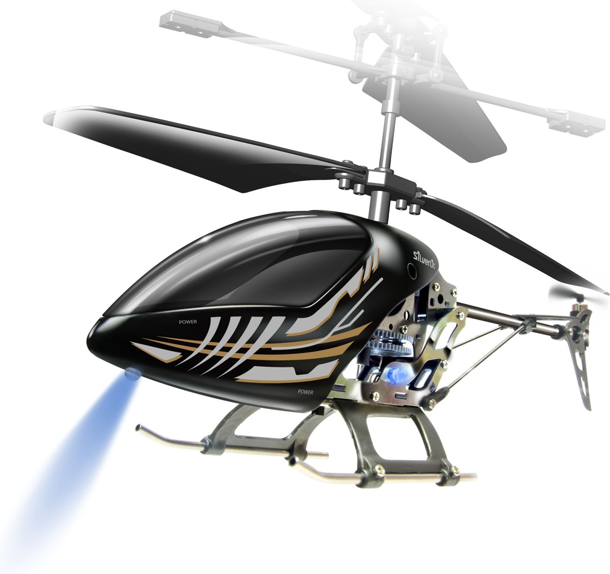 Metal Copter - RC Helikopter