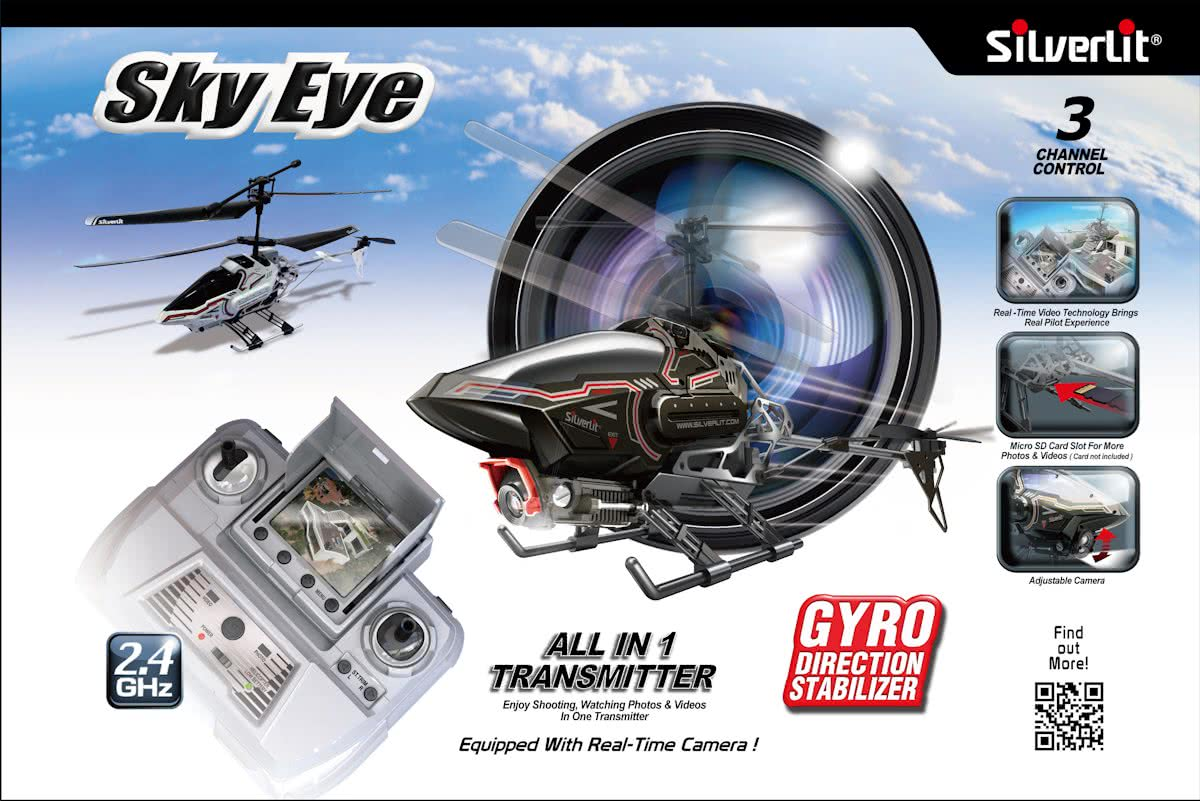 Sky Eye - RC Helicopter