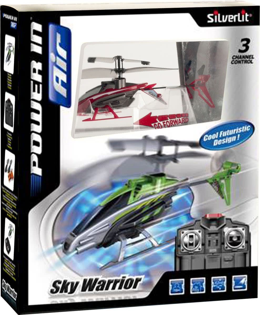 Sky Warrior Helicopter - RC Helicopter