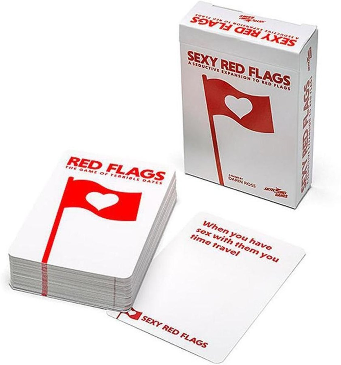 Sexy Red Flags Expansion