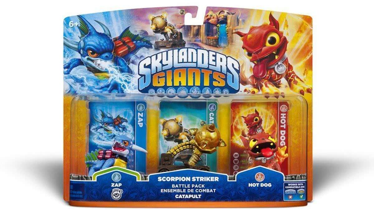 Giants: Battle Pack Zap