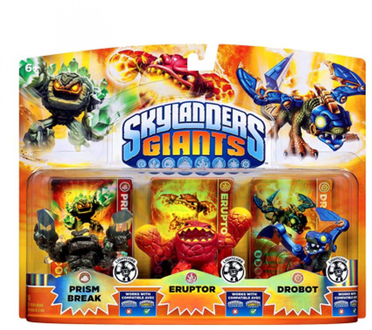 Giants: Lightcore Triple Pack