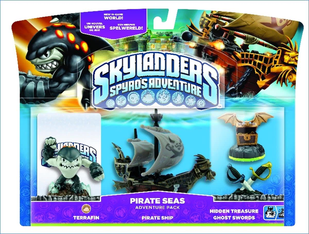Spyros Adventure: Pirate Adventure Pack