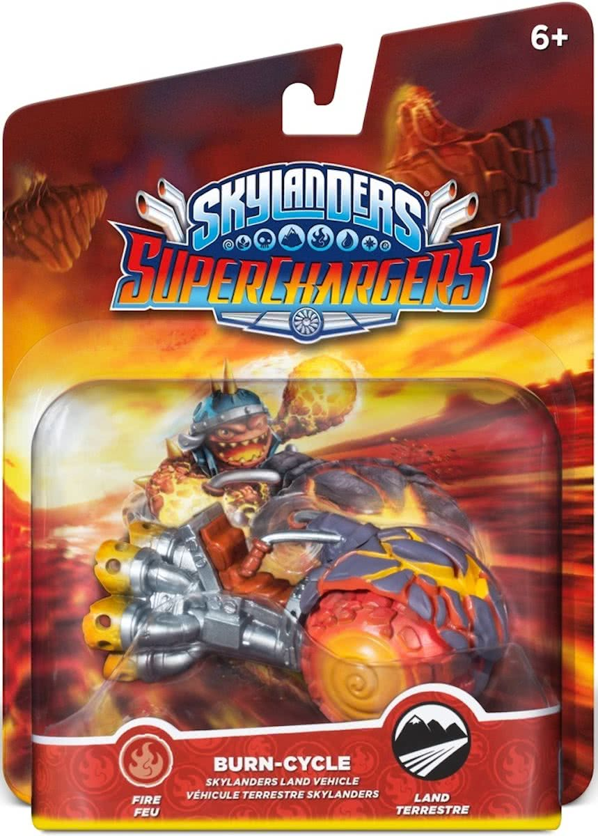 Super Chargers: Burn Cycle (Voertuig)