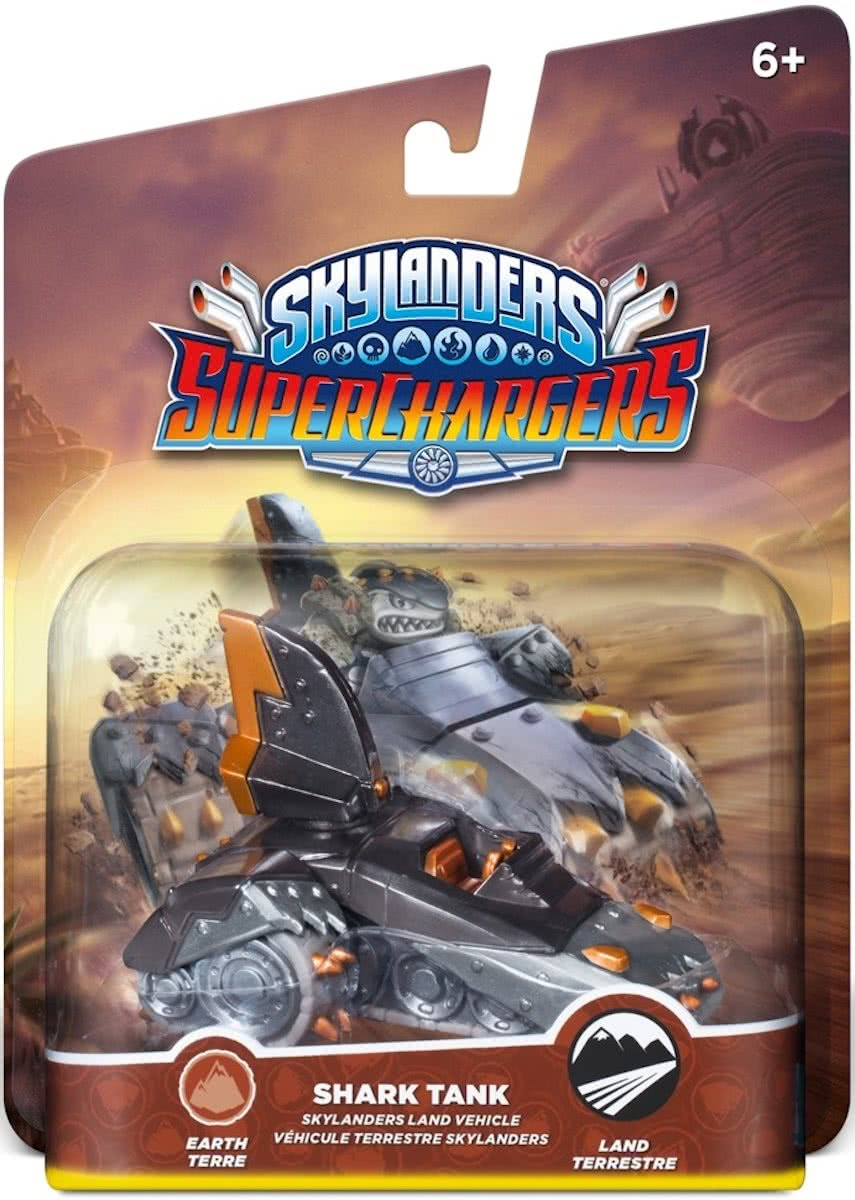 Super Chargers: Shark Tank (Voertuig)