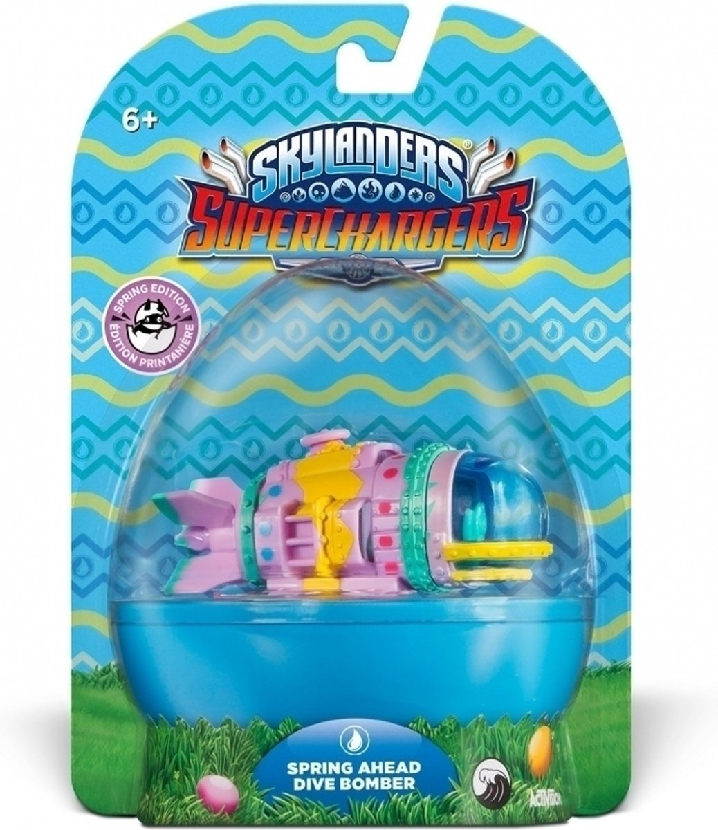 Skylanders SuperChargers - Ostern Dive Bomber SuperChargers