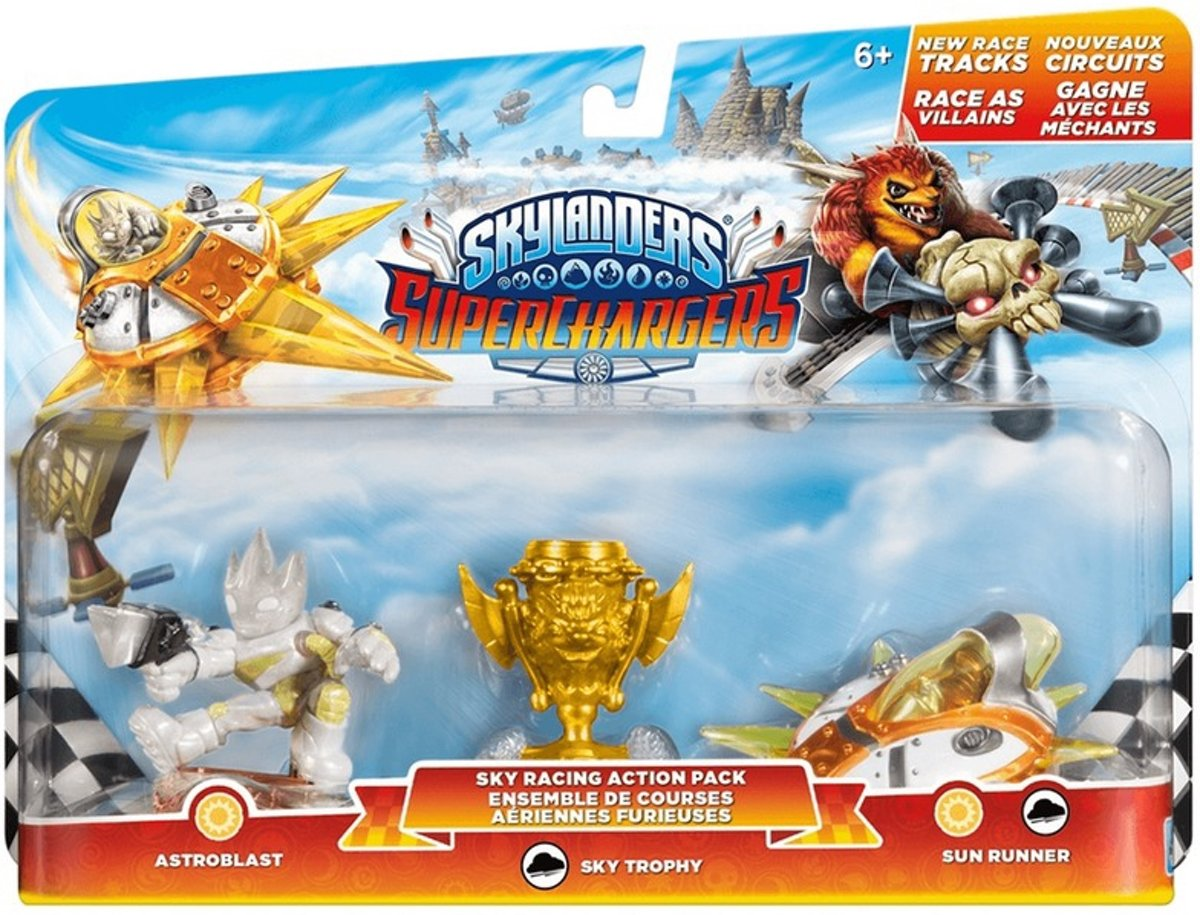 : Superchargers - Sky Racing Action Pack