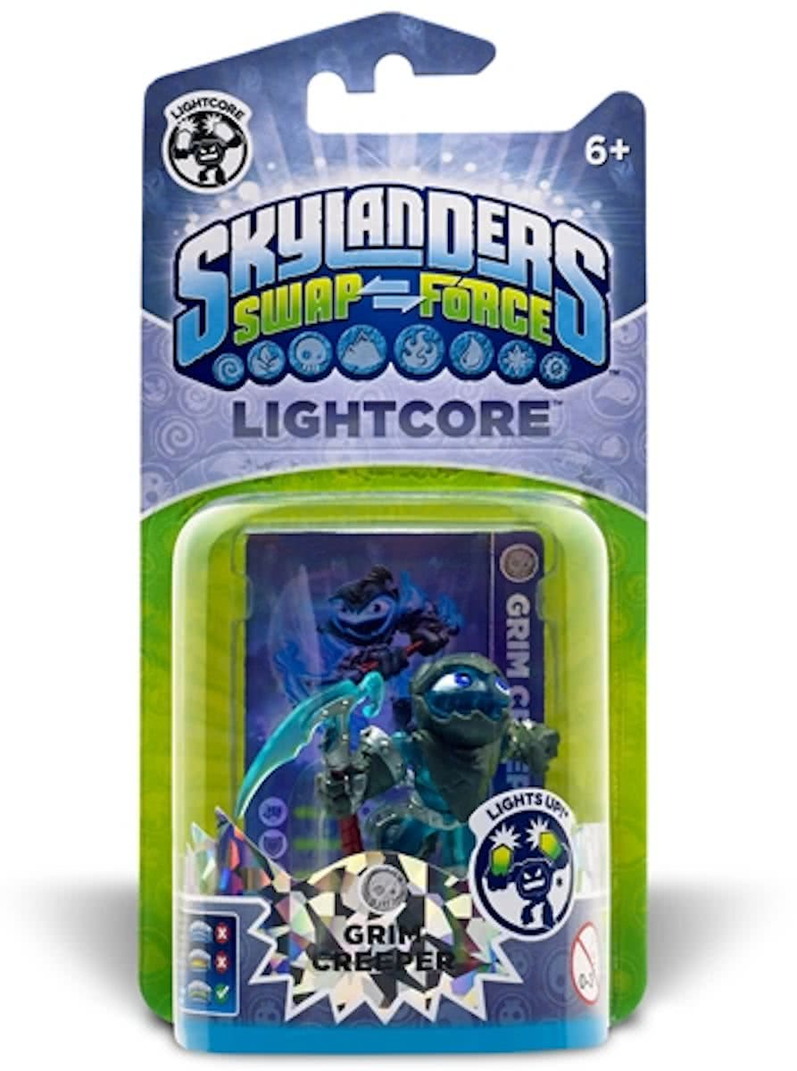 Swap Force: Grim Creeper - Lightcore