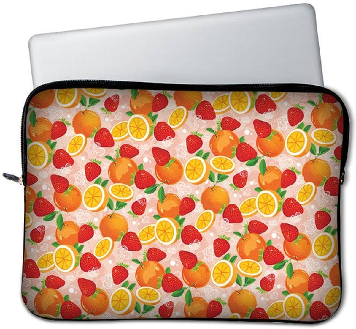 Laptophoes 11,6 inch fruit - Sleevy