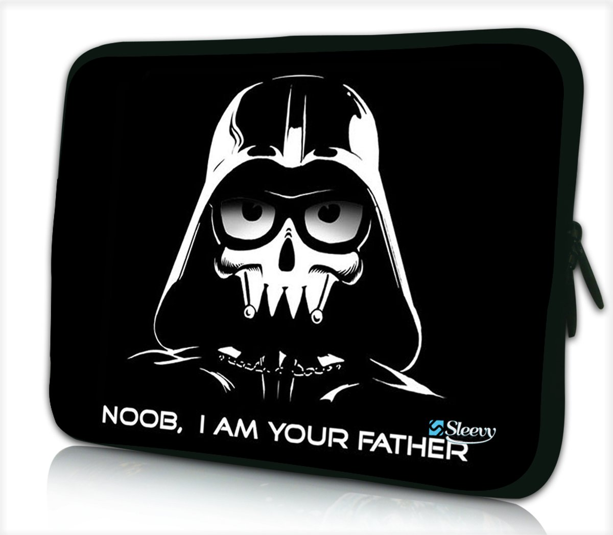 Laptophoes 11,6 inch your father - Sleevy - Laptop sleeve - Macbook hoes - beschermhoes