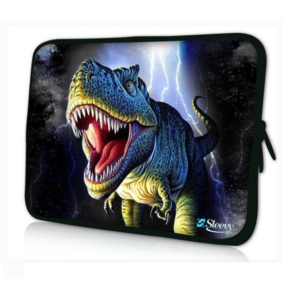 Sleevy 13,3 inch laptophoes macbookhoes dinosaurus