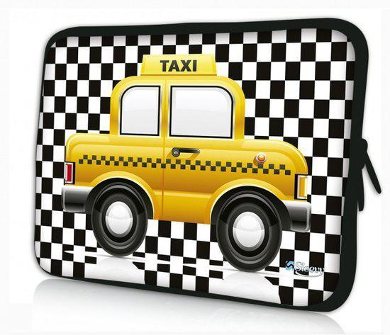 Sleevy 13.3 laptophoes taxi