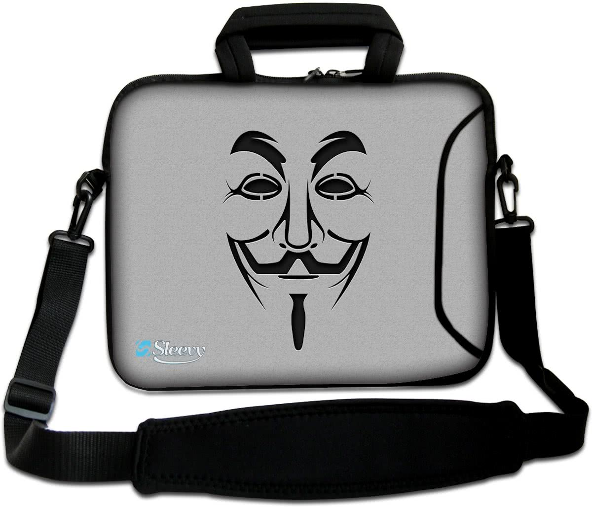 Sleevy 15,6  laptoptas Vendetta