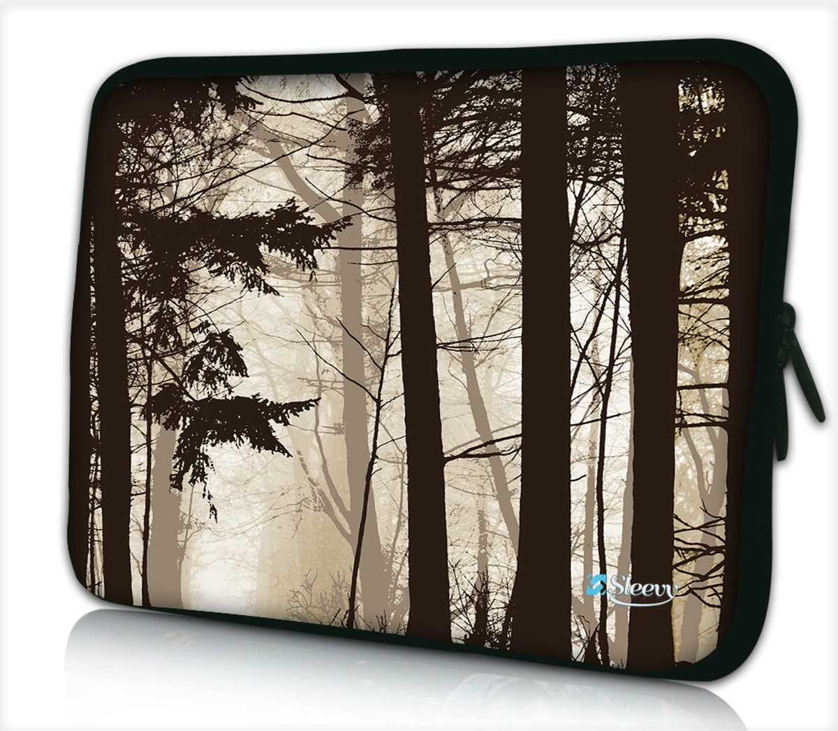 Tablet hoes / laptophoes 10,1 inch bos - Sleevy - laptop sleeve - tablet sleeve