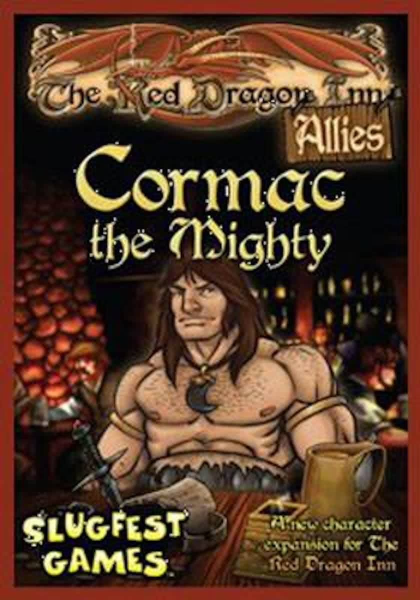 Red Dragon Inn: Allies - Cormac The