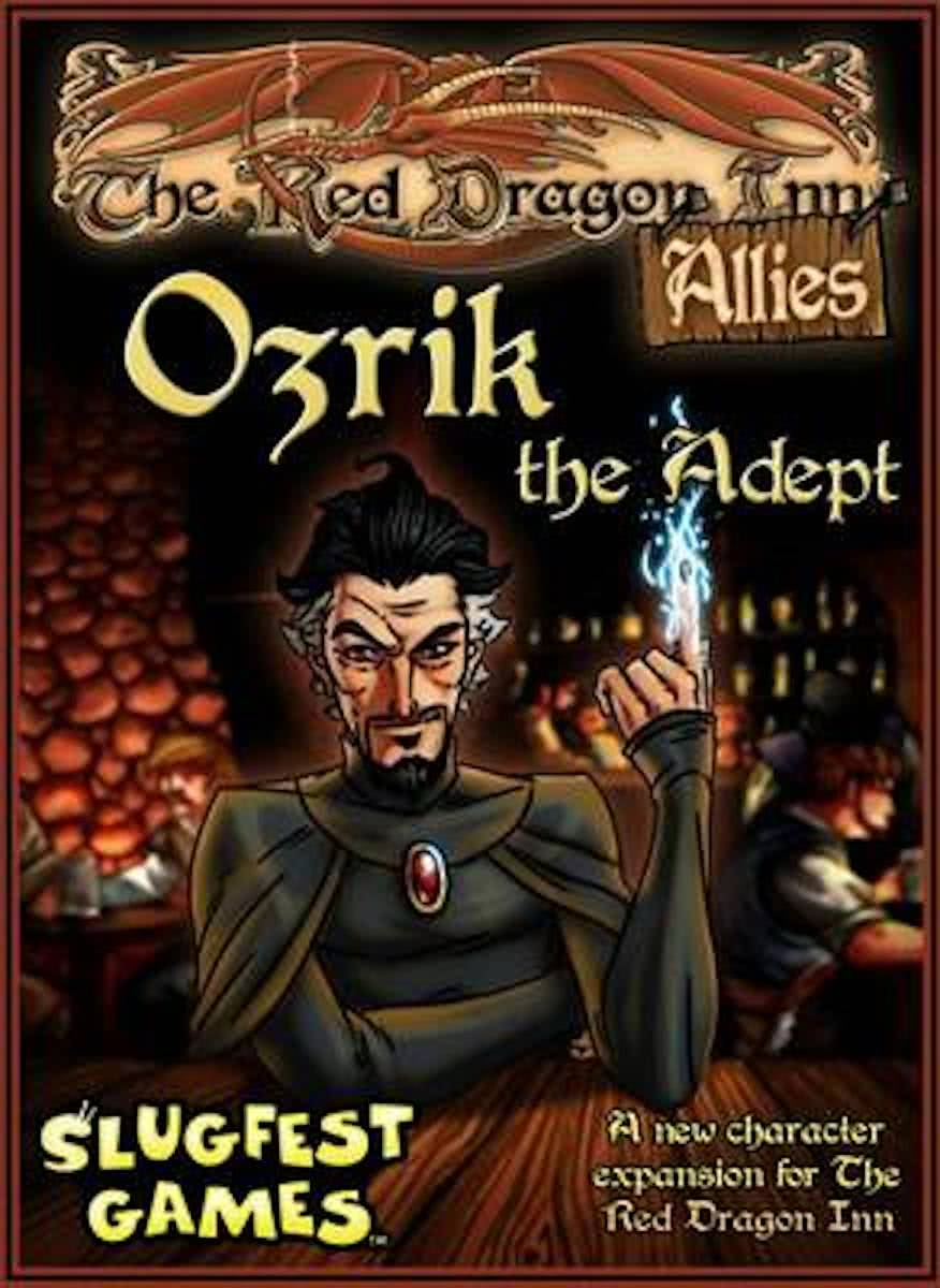 Red Dragon Inn: Allies -Ozrik the Adept