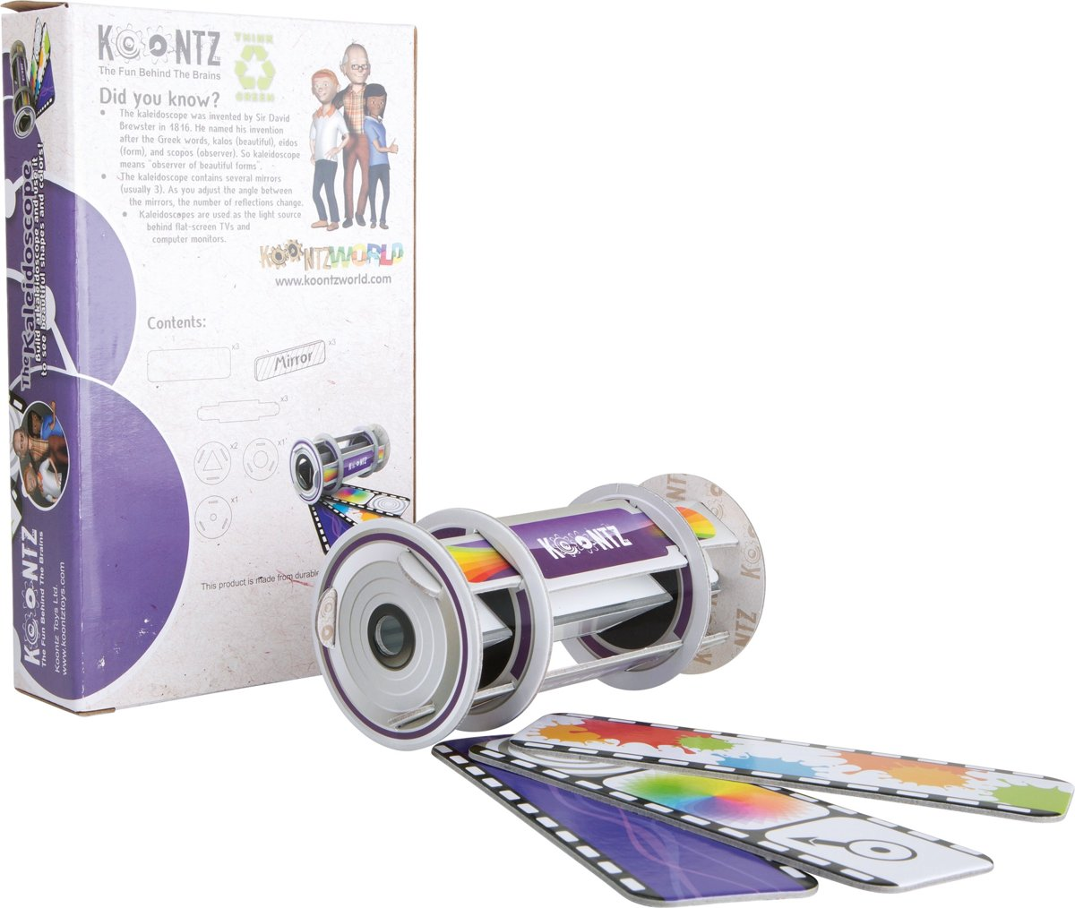 Construction Kit Kaleidoscope