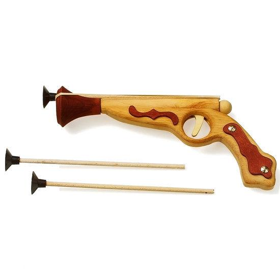 Houten piraten pistool