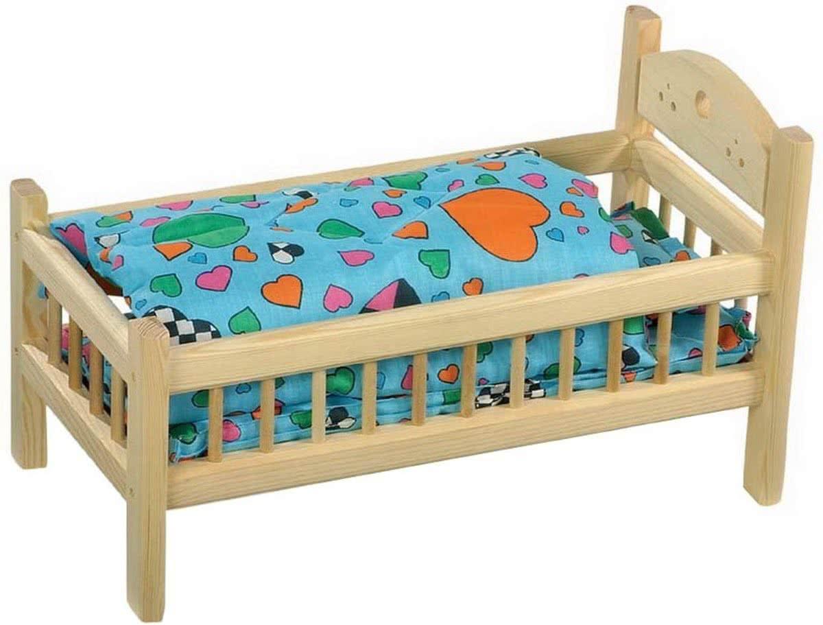 Poppen & Knuffels Babypoppenmeubel