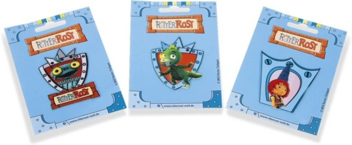Small Foot Strijkfiguren Ritter Rost Wapenschild
