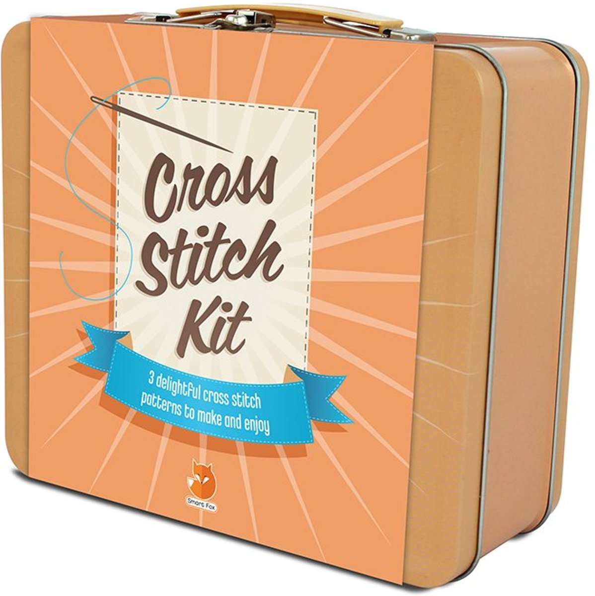 Cross-Stitch Kit - Decoratie Kruissteek Pakket